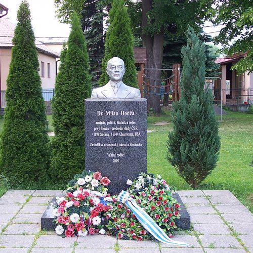 Milan Hodža halálhíre a magyar sajtóban