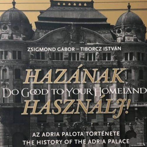 200 évnyi magyar történelem egy épületbe sűrítve